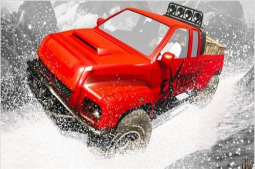 暴雪卡车模拟